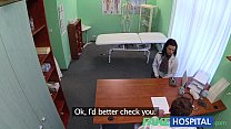 FakeHospital No health insurance causes shy patient to pay thumbnail