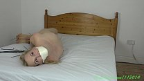 Ariel Anderssen Self Bondage Gone Wrong