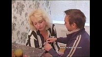 My Pretty Blond Mom Has Sex With Me pornhub video