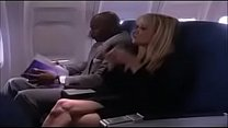 2 girls and 1 man in a plane thumbnail