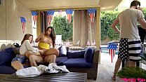 Fourth Of July Family Fuck pornhub video