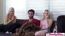 My Family Pies - StepBro Almost Caught Fucking His Teen Sisters S2:E6 Preview