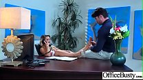 Busty Office Girl (Cali Carter) Get Hardcore Action Bang vid-09 preview image