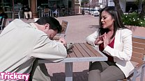 Trickery - Kaylani Lei tricked into anal sex wi...