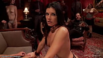 MILF and babe fuck and sck at party