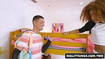 Realitykings - Round And Brown - Bunking With Big Dick