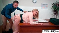 Naughty Office Girl (Brooklyn Chase) With Big Melon Tits Love Intercorse movie-02's Thumb
