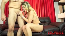 Hot Brazilian pornstar fucks in a real scene without film crew - Paty Kimberly - Frotinha Porn Star -  -