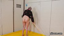Kinky cutie was taken in butthole madhouse for uninhibited treatment