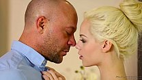Ex babysitter Elsa Jean does massage - NuruMassage