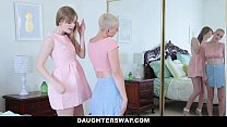 DaughterSwap - Goth Cutie Fucked by Older Guys Image