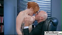 Office Sex With Busty Horny Sluty Hot Girl (Lau... thumb