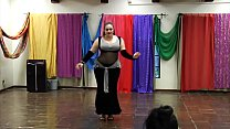 7837 Move Your Belly  - Miss Thea - Improvised Belly Dance preview