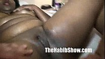 Banged by BBC Redzilla first time on tape P2