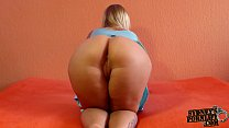 Custom Video – Legs Together Bent Over Doggystyle!'s Thumb