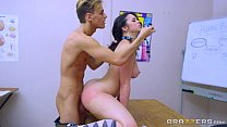 Brazzers - Nekane - Big Tits At School Thumbnail