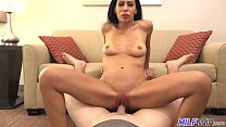 MILF Trip - Latina MILF gets fucked by fat white cock - Part 1 thumbnail