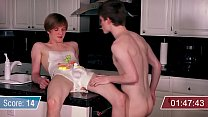Naked Twink Contest - Felix & Justin