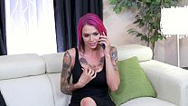 Anna Bell Peaks Tries Out Husband For Birthday Present - 9Club.Top