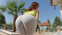 Ass Traffic Double penetration for hot spanish chick