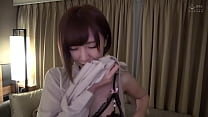 """https://bit.ly/2OLvkFT Yunon is seriously woman who works in a office. And she gets BDSM & hard sex. She wants to be cum shoted. """"Please ejaculate inside!"""" Japanese amateur homemade porn."""