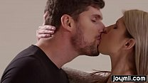 Model Gina Gerson seduces best friends boyfriend and let him cum in her mouth Image