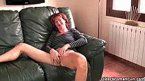 Mom's appetite for orgasm never lets you down