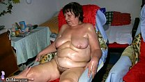 OldNanny Fat granny, hairy pussy and young girl with big tits Vorschaubild