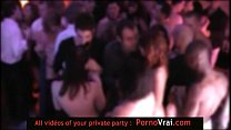 Spy cam at french private party! Camera espion ... Thumbnail