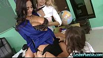 Sex Tape With Lesbians Punishing Cute Lez Girl video-03