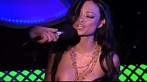 Tila Tequila masturbating and sybian
