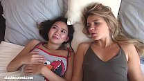 Teen girlfriends Mary Kalisy & Harriet Sugarcoo... thumb