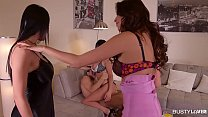 Incredible Hardcore Busty Fantasy with Anissa Kate, Valentina Ricci and Patty Michova