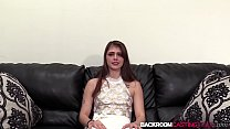 Teen first timer Emma takes big cock in ass after interview - 69VClub.Com