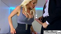 Office Girl (jasmine leigh rebecca tia) With Bigtits Get Hard Style Sex mov-17