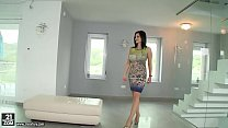 Aletta Ocean riding a big dick anally tumblr xxx video