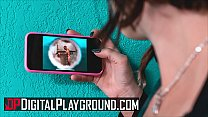 Brunette Milf (Helena Price) Gets Her Pussy Drilled - Digital Playground
