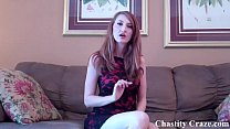 Your life in permanent chastity
