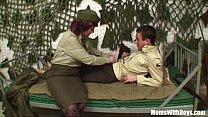 Pierced Pussy Senior Army Officer Reprimands A ...