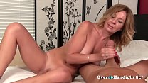 Slutty Mature Teasing Penis Until Cumshot