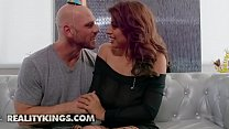 Big Naturals - (Ella Knox, Johnny Sins) - Obsessed With Breasts - Reality Kings - 69VClub.Com