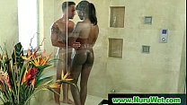 NuruMassage Son Fully Serviced by Step-Mom 18 Preview
