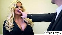 Lovely Girl (candy sexton) With Big Tits Get Banged Hard Style In Office movie-09