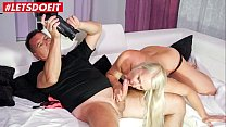 LETSDOEIT - Hot German Milf Gets Pounded By Her Boss