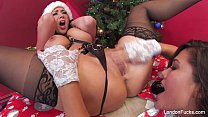 Xmas Fun With London Keyes and Jayden Jaymes