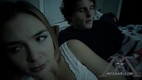 Missax.com - Watching Porn with Sister (Blair Williams and Robby Echo) صورة