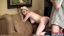 Busty amateur fucked good at BrandNewAmateurs Preview