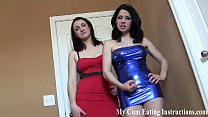 9546 Shoot two hot loads of cum and lick them both up CEI preview