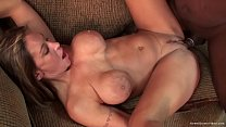 Hot MILF is craving a big black cock to stretch her out