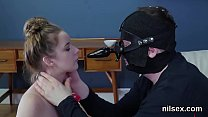 Free download video bokep Frisky teenie was brought in butthole assylum for painful treatment